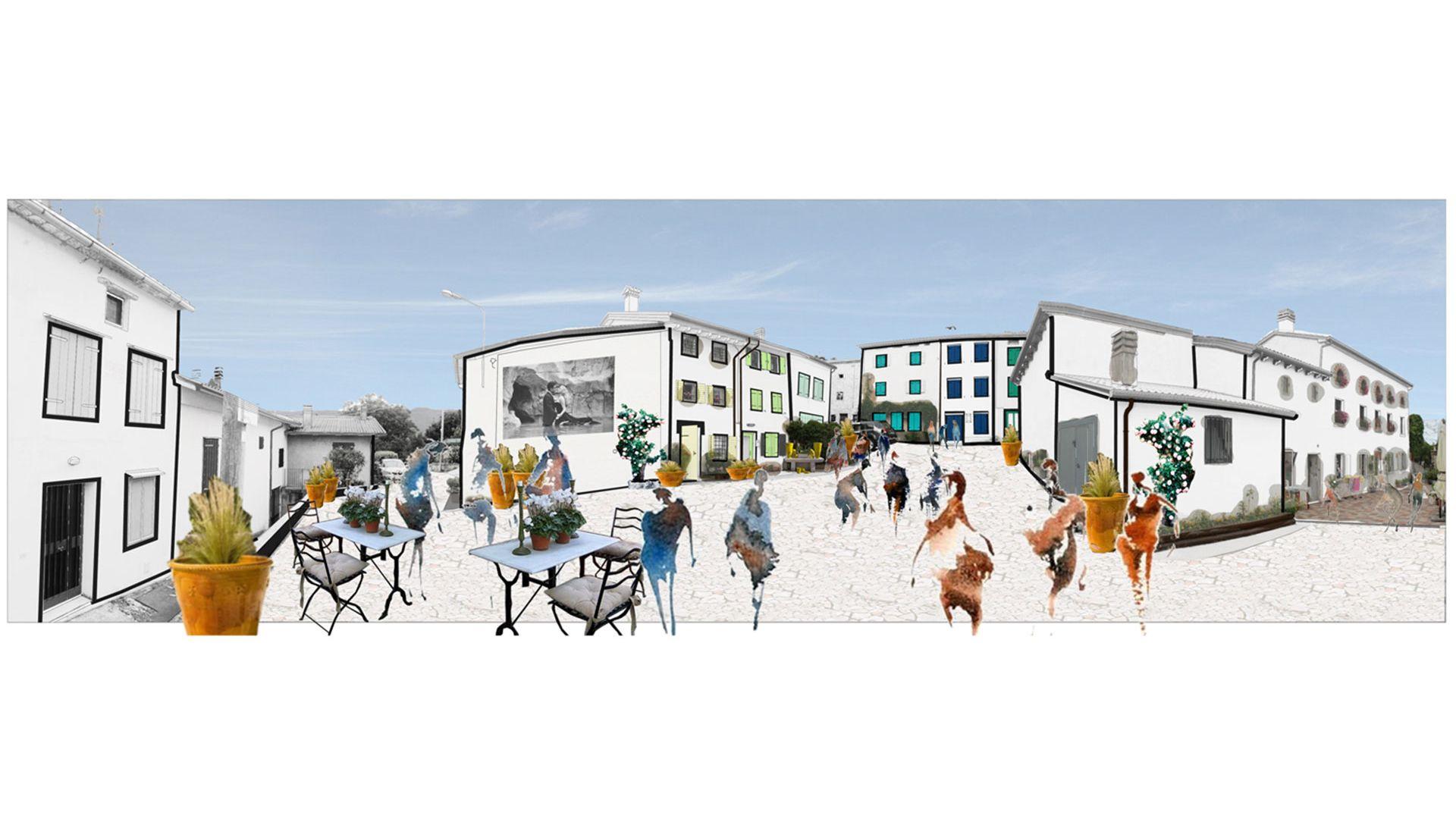 Contrà Alto Plaza Design Proposal