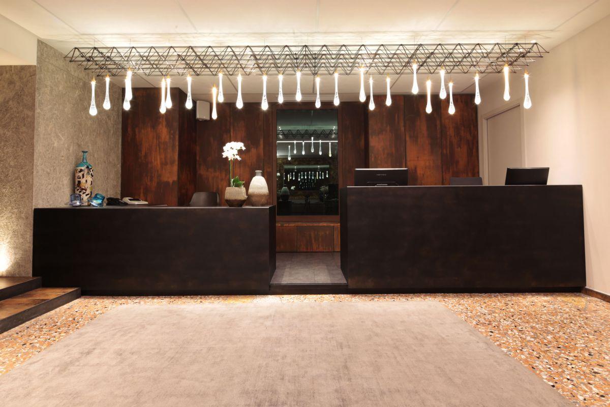 La Rosina Hotel renovation