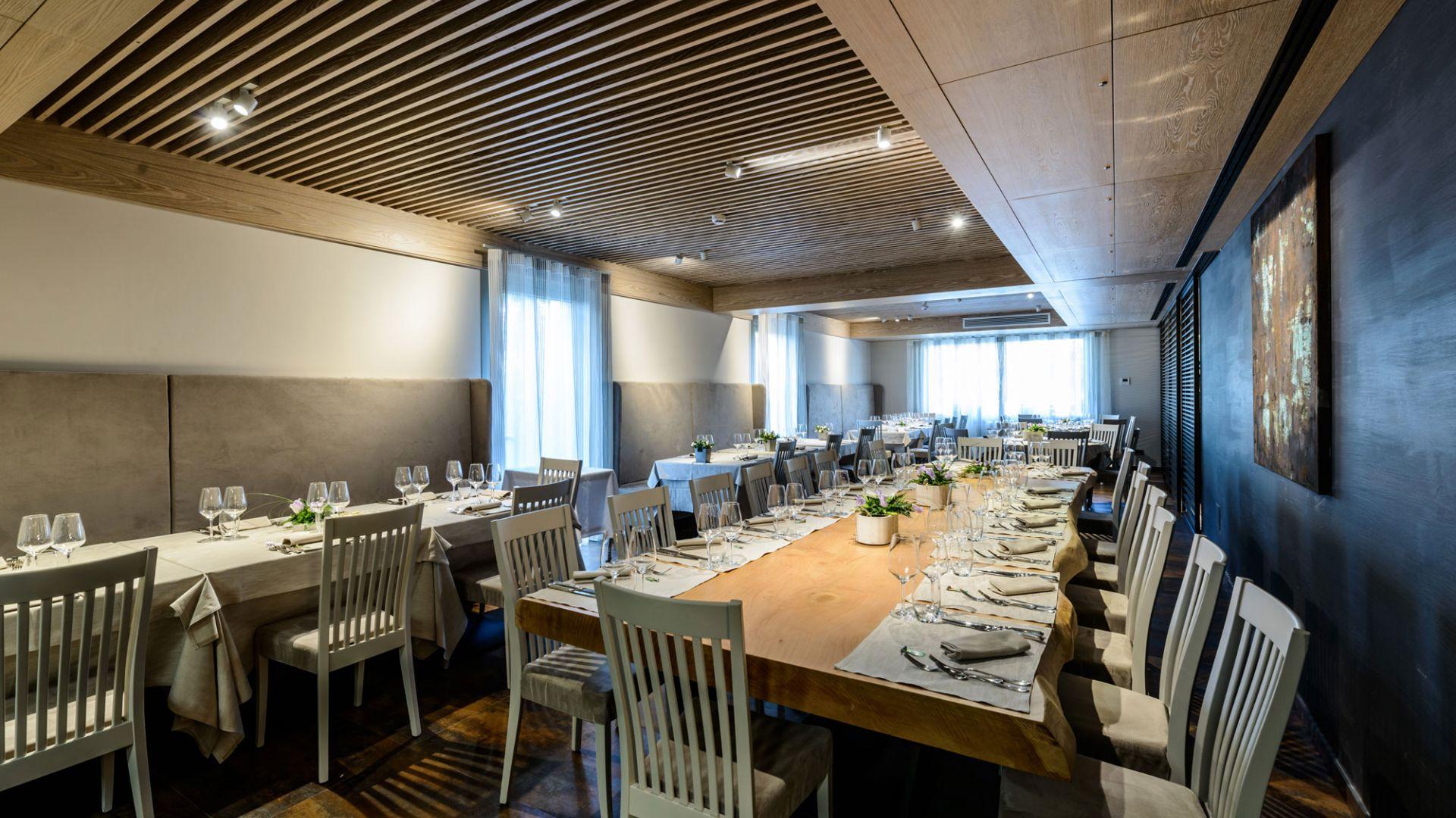 La Rosina Restaurant renovation