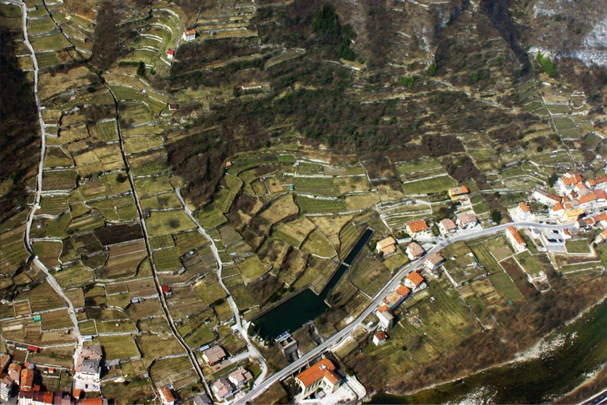 3° Incontro Mondiale sui Paesaggi Terrazzati Canale di Brenta