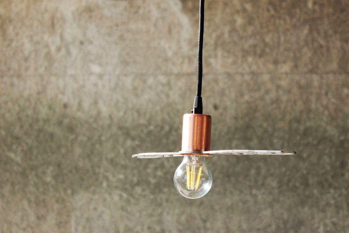 Ildflue 'La Lucciola' led lamp